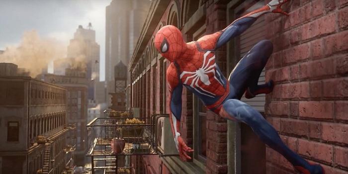 Spider Man PS4 001