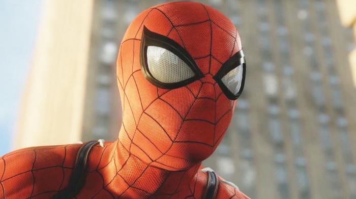 Spider Man PS4 Marvel