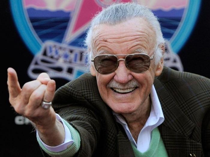 Stan Lee y sus cameos