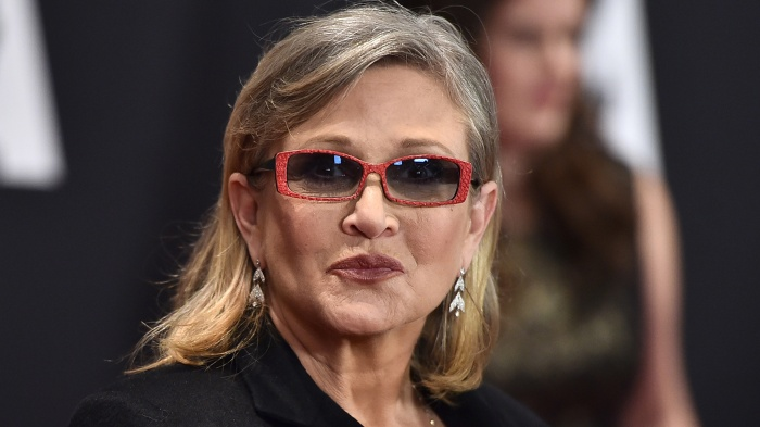 Star Wars Carrie Fisher 002