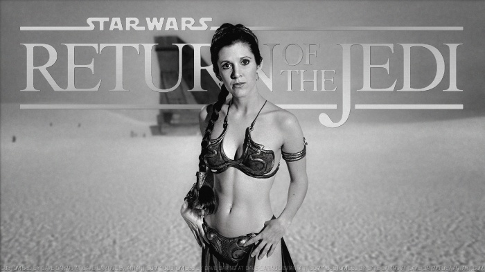 Star Wars Carrie Fisher 004