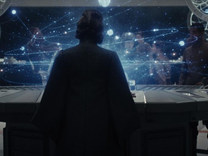 Star Wars Celebration Carrie Fisher Lucasfilm Disney