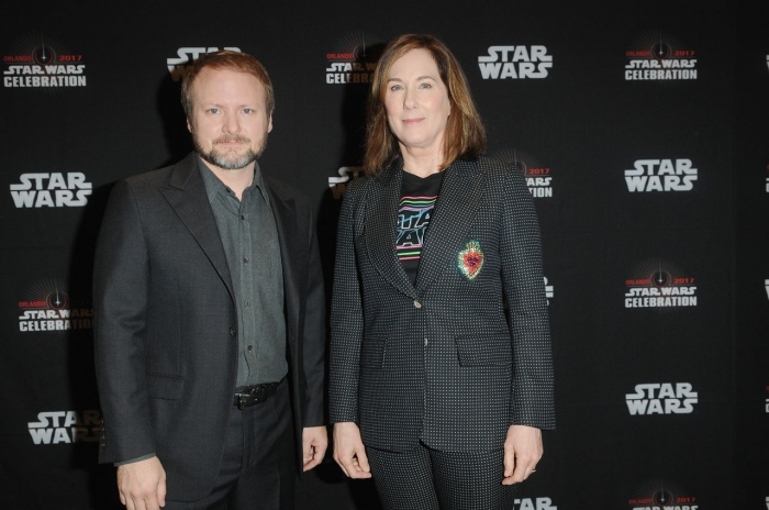Star Wars Celebration Kathleen Kennedy Lucasfilm Disney