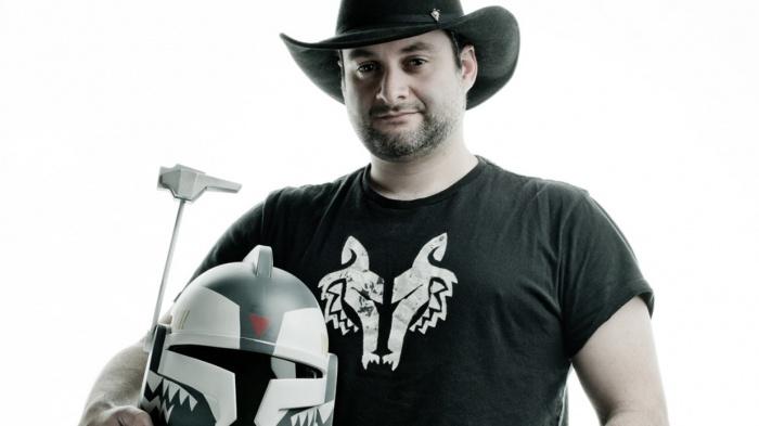 Star Wars Dave Filoni 000