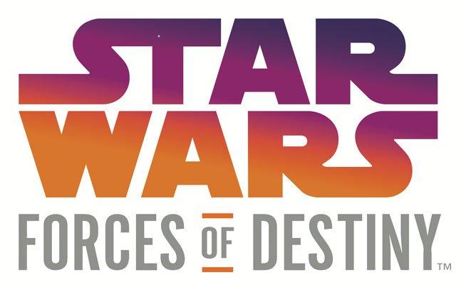 Star Wars Forces of Destiny 000