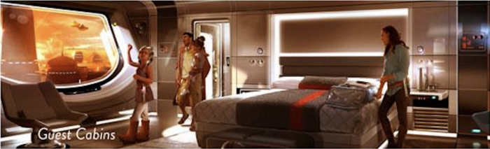 Star Wars Luxury Starship Experience 002