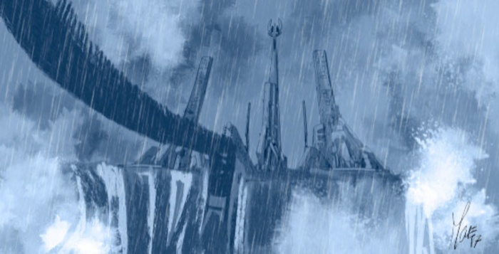 Star Wars The Screaming Citadel 001