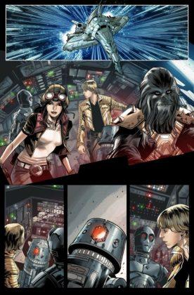 Star Wars The Screaming Citadel 004