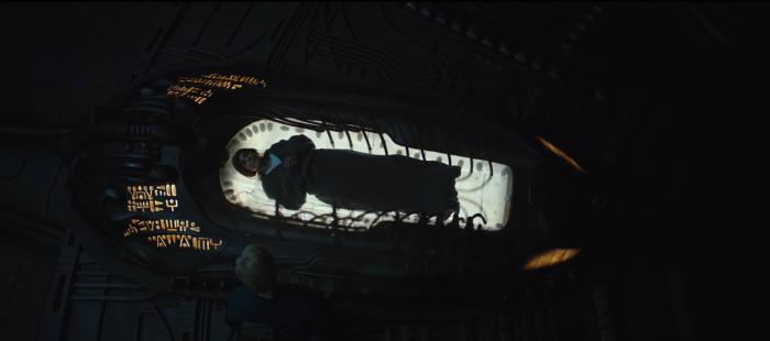 The Crossing Alien Covenant Prometheus 002
