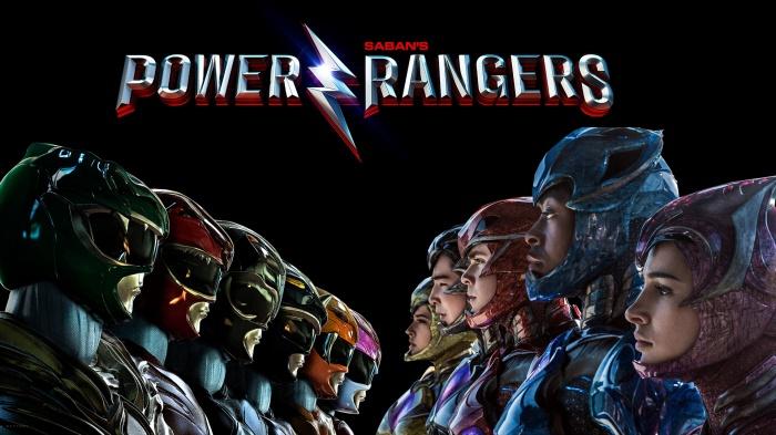 Top Power Rangers 2017 Movie Wallpapers