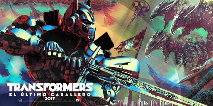 Transformers El Último Caballero 001