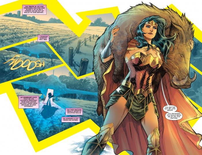 Trinity 1 DC Comics Rebirth spoilers Superman Batman Wonder Woman 3