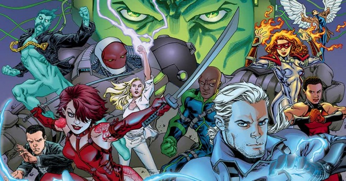 Wildstorm A Celebration of 25 Years 000