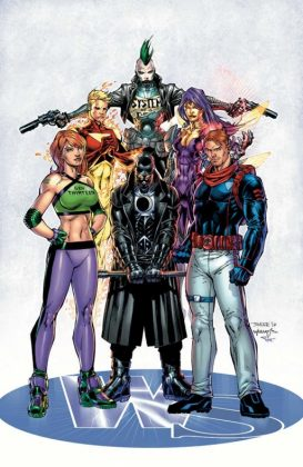 Wildstorm A Celebration of 25 Years 005