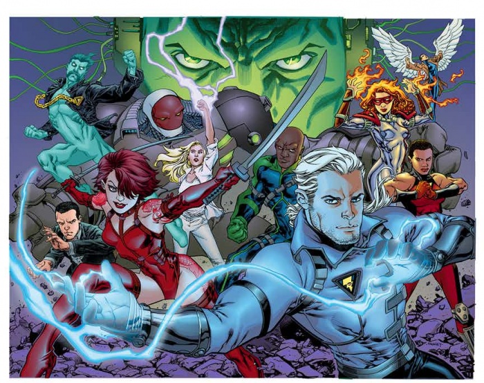 Wildstorm A Celebration of 25 Years 009