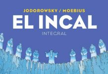 Reseña de 'El Incal Integral' (Reservoir Books)