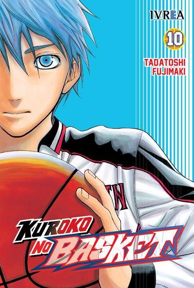 kuroko no basket 10 ivrea reseña opinion analisis critica