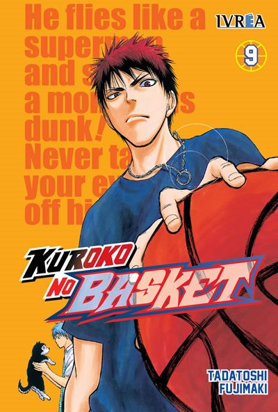 kuroko no basket 9 analisis critica opinion ivrea