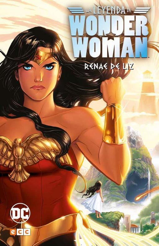 leyenda wonder woman