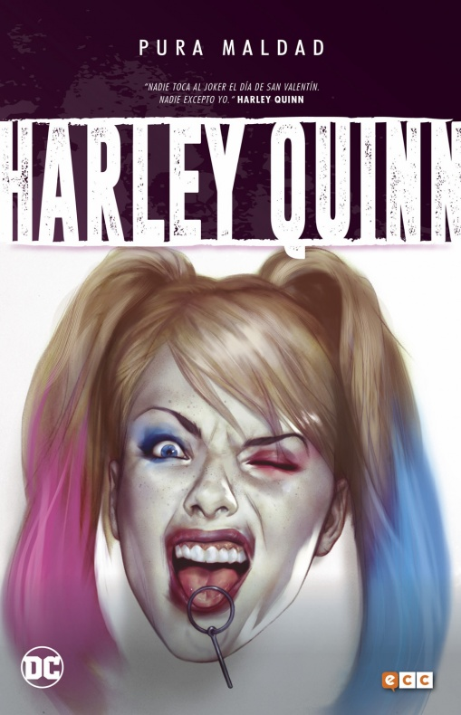 pura maldad harley quinn