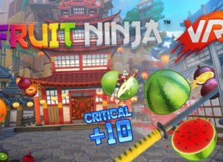 Análisis de 'Fruit Ninja VR' (PlayStation VR)