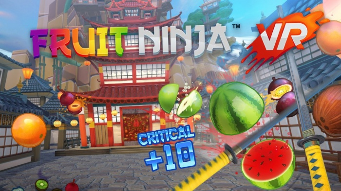 Análisis de 'Fruit Ninja VR' (PlayStation VR)