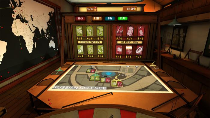 Análisis de 'Bandit Six: Combined Arms' (PlayStation VR)
