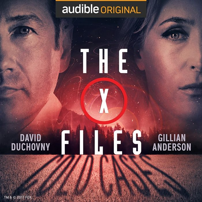 x-files audio