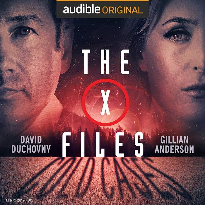 x-files audio