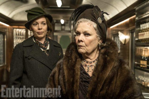 Asesinato en el Orient Express Primeras imágenes