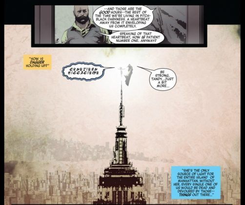 La saga de Imperio Secreto da un giro dramático en su número dos