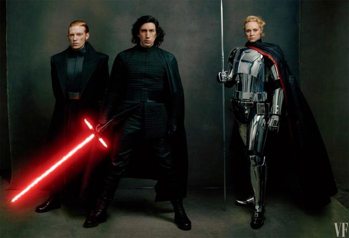 'Star Wars': La Capitana Phasma podría aparecer sin casco en el episodio VIII