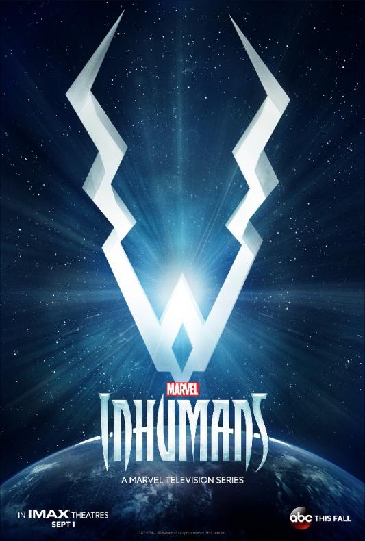 Descripción del primer tráiler de la nueva serie 'Inhumans'