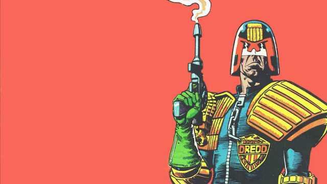 'Judge Dredd: Megacity One' será la serie de televisión del Juez Dredd
