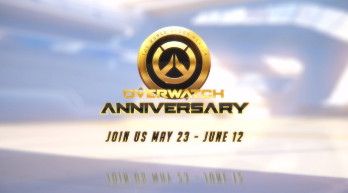 'Overwatch' prepara su primer aniversario