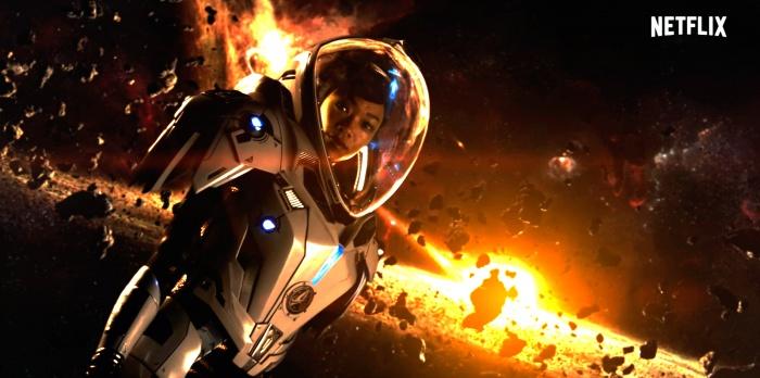 Presentado el primer tráiler y póster oficial de la serie 'Star Trek: Discovery'