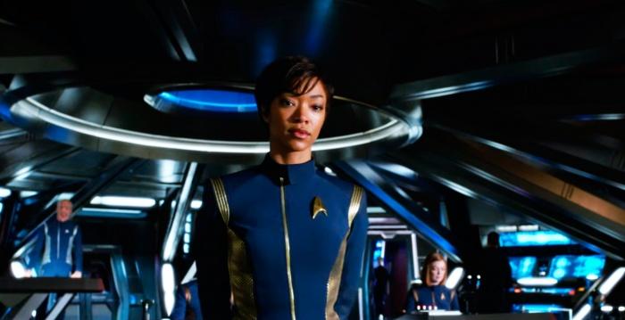 Presentado el primer tráiler de 'Star Trek: Discovery'