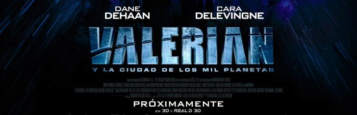 'Valerian y la ciudad de los mil planetas'