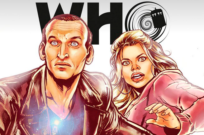 'Doctor Who: The Lost Dimension' será el crossover de Titan Comics