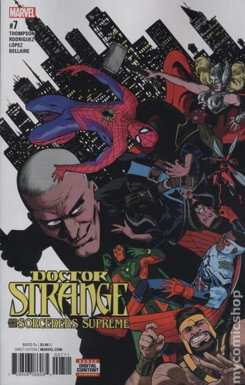 Marvel Comics posibles colecciones canceladas