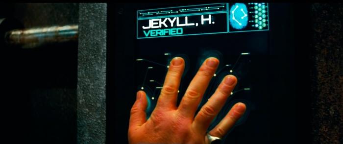 'La Momia' Russell Crowe como el Dr. Henry Jekyll y Mr. Hyde