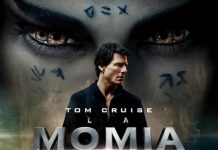 La Momia Universal Pictures Tom Cruise