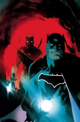Scott Snyder abandona 'All Star Batman'