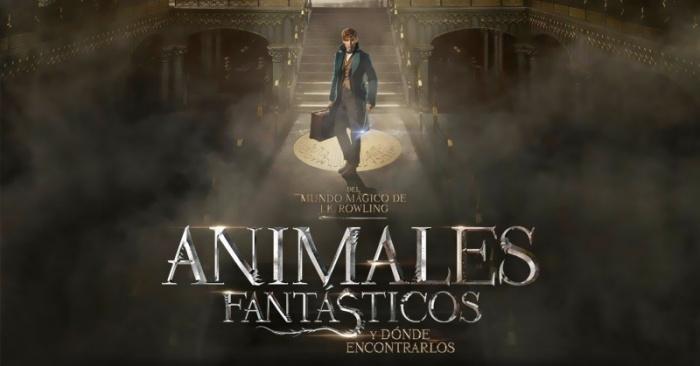 J.K. Rowling ha terminado el guion de la secuela de 'Animales fantásticos y dónde encontrarlos'