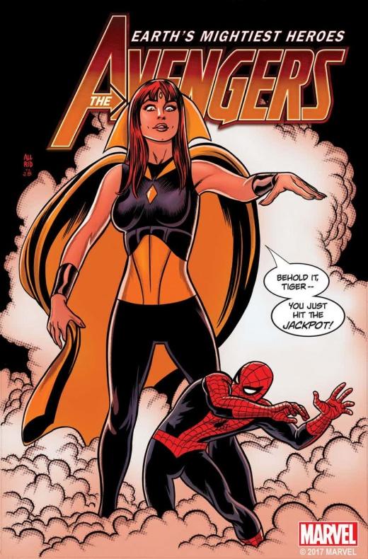 Avengers MJ Variant