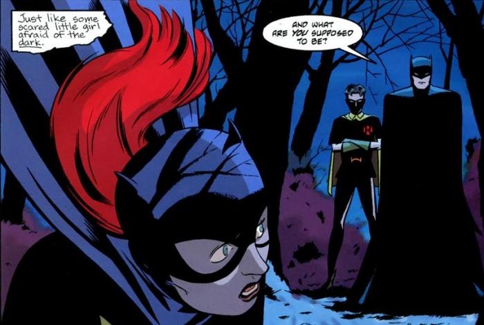 Batgirl Martín