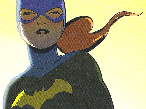 Batgirl Portada