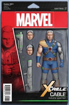 CABLE 001 ActionFigureVariant Christopher