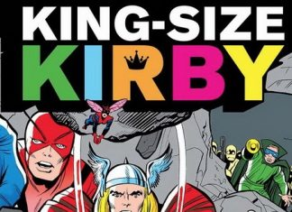 King-Size Jack Kirby