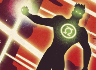 'Green Lantern presenta: Omega Men'